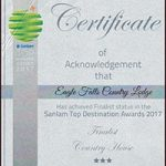 Certificate-Eagle-Falls-Country-Lodge-small